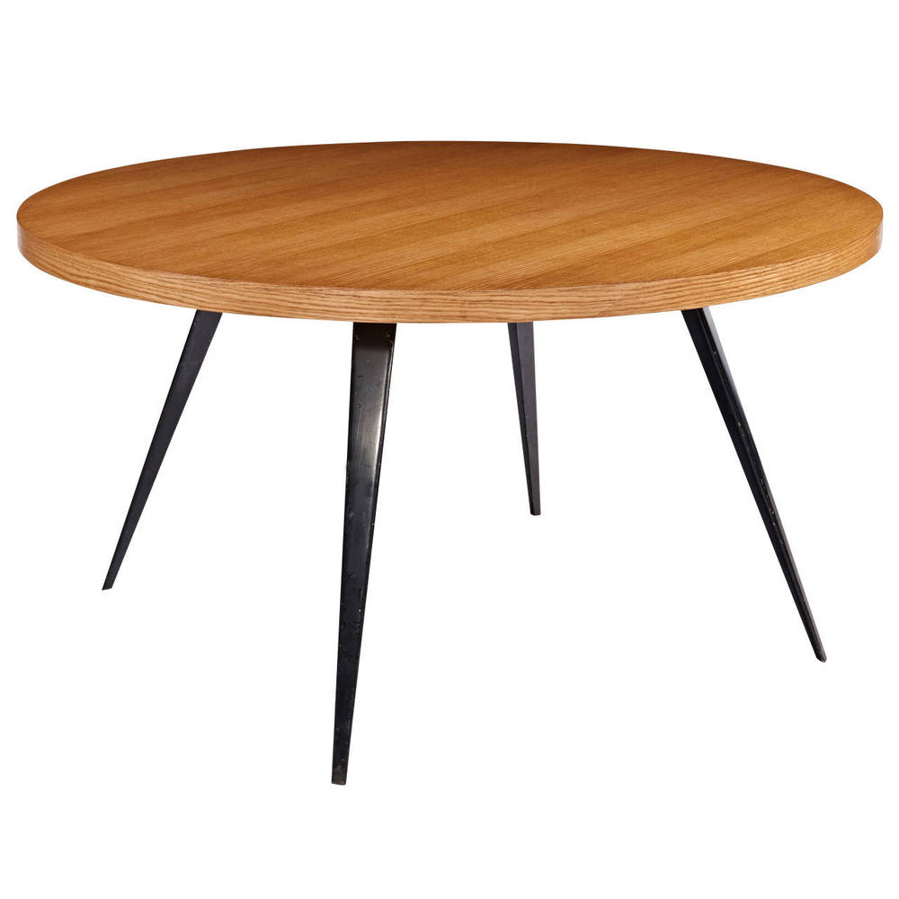 Charlotte Perriand  Round Dining Table $28,000