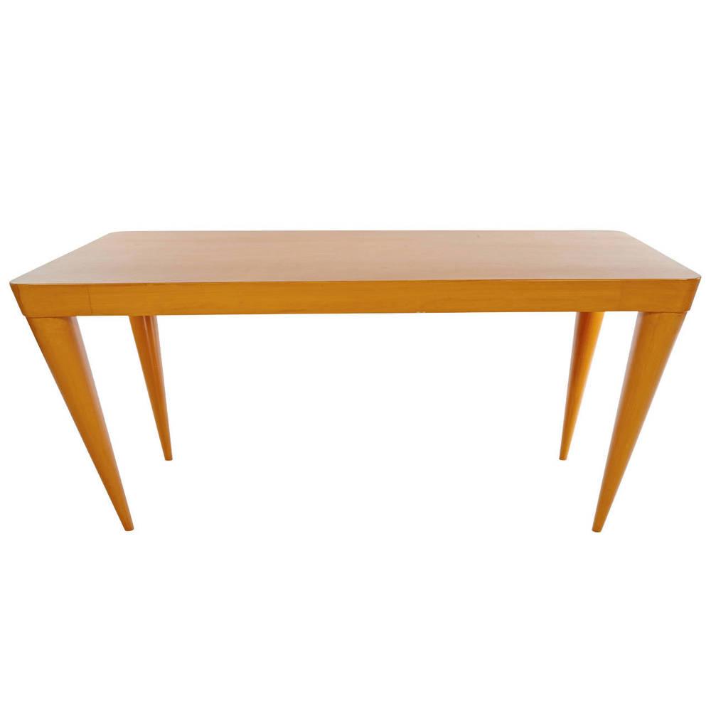 Jean Royère  Cone Leg Table $65,000
