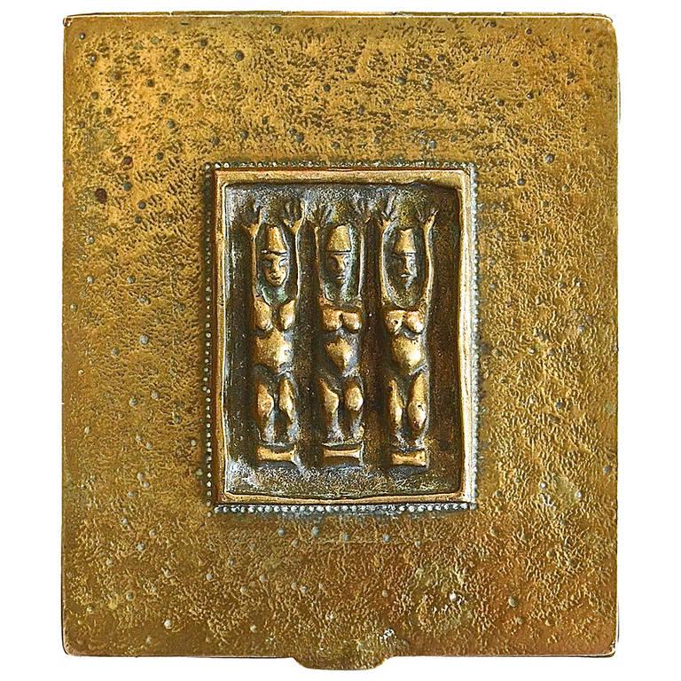 Line Vautrin  Gilt Box $4,500