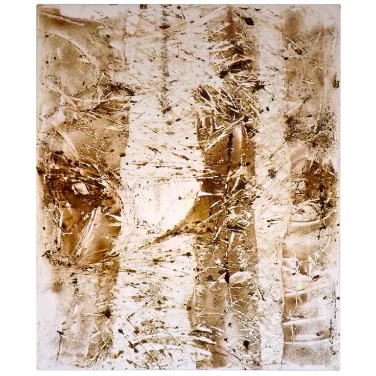 "Jean Marie Peigna   ""Vide Express"" 1987 $25,000"