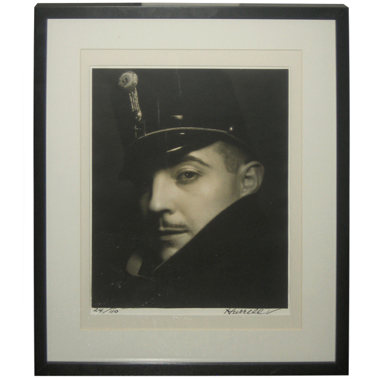 George Hurrell  Portrait of Ramon Navarro $2,200