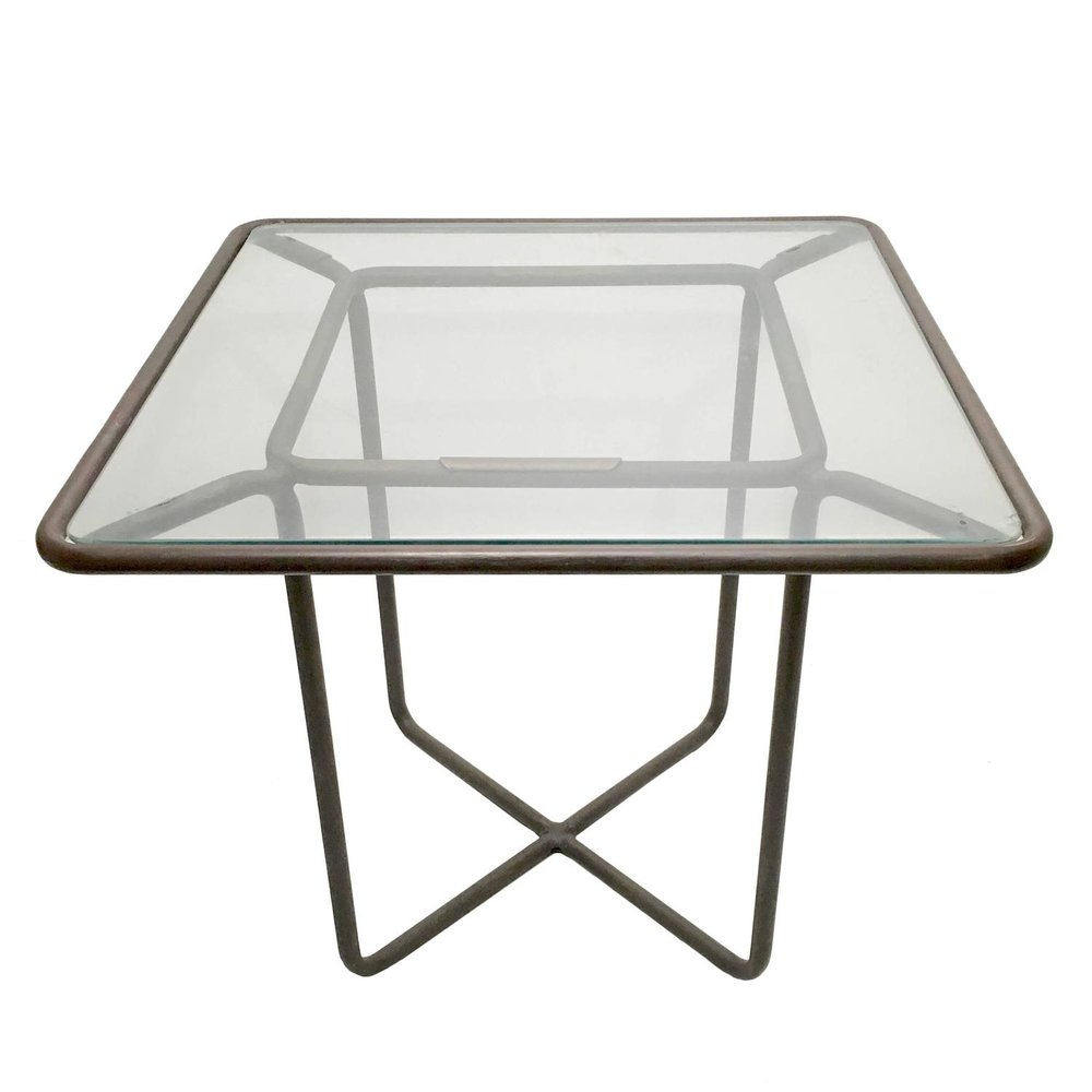 Walter Lamb   Tall Side Table $4,500
