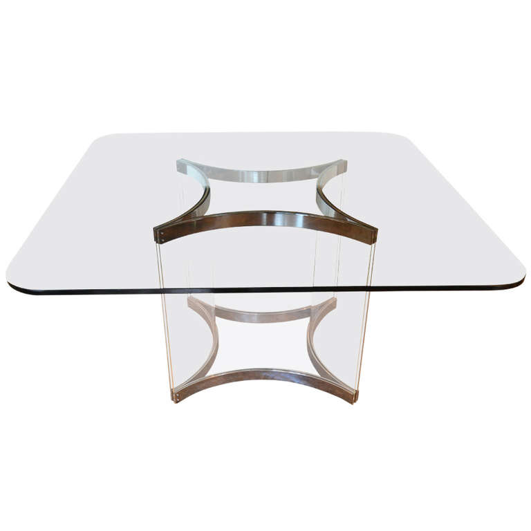 Alessandro Albrizzi  Square Dining Table $7,500