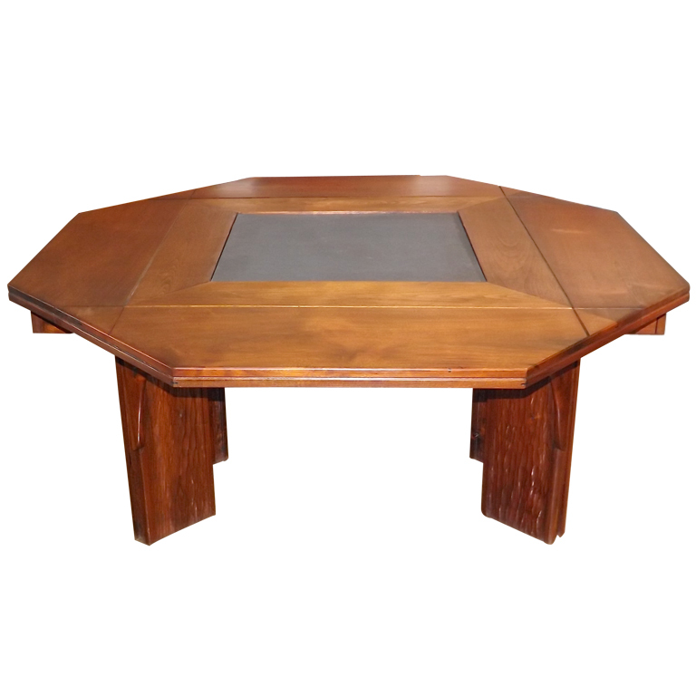 Phillip Lloyd Powell  Octagonal Table $55,000