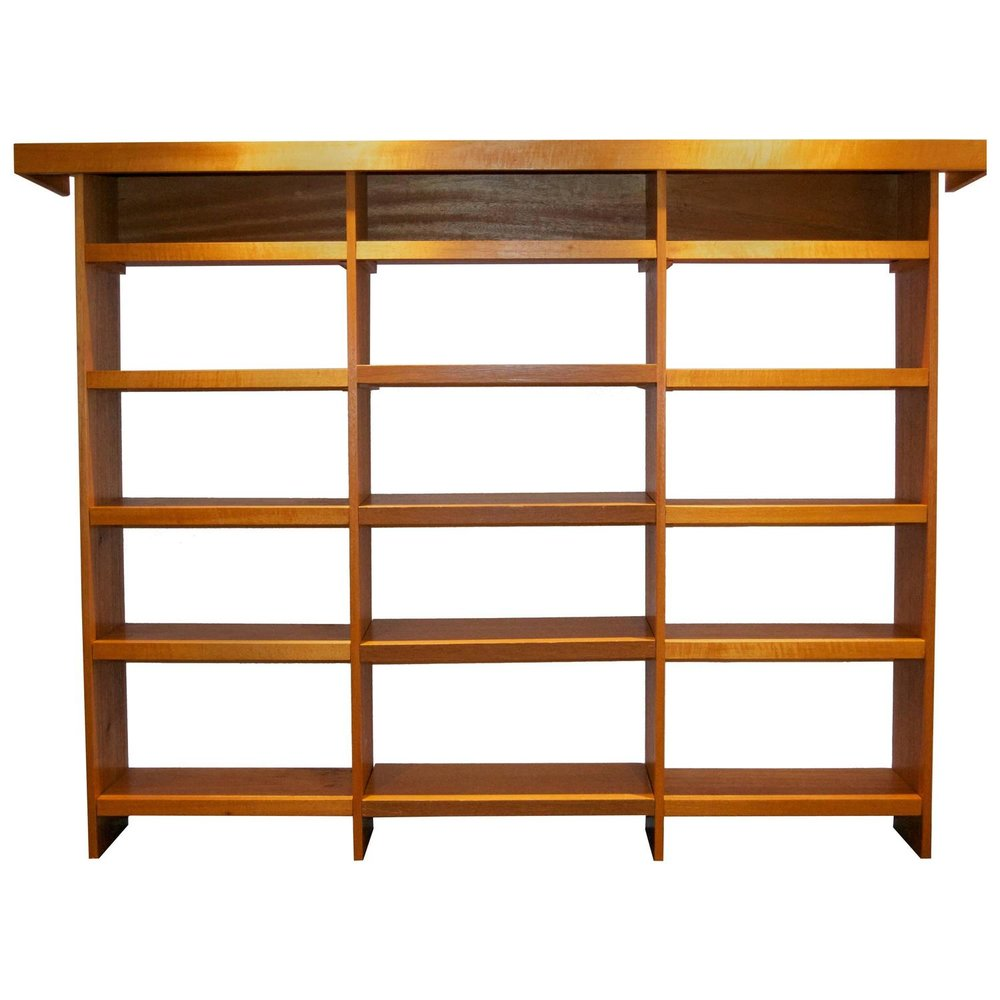 Frank Lloyd Wright  Bibliotheque $22,500