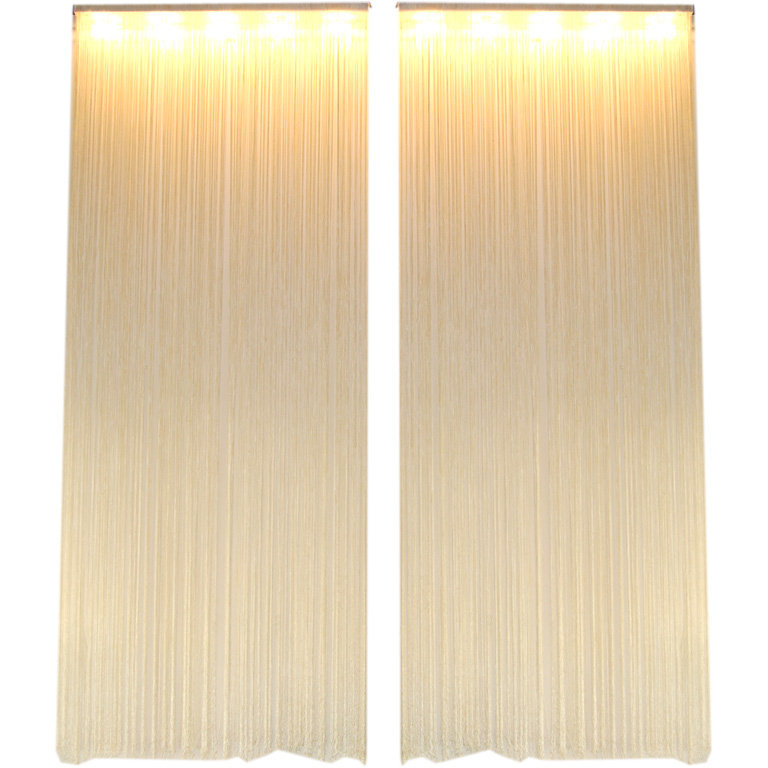 "Mariyo Yagi  Pair of ""Garbo"" Hanging Lamps for Sirrah $7,500"