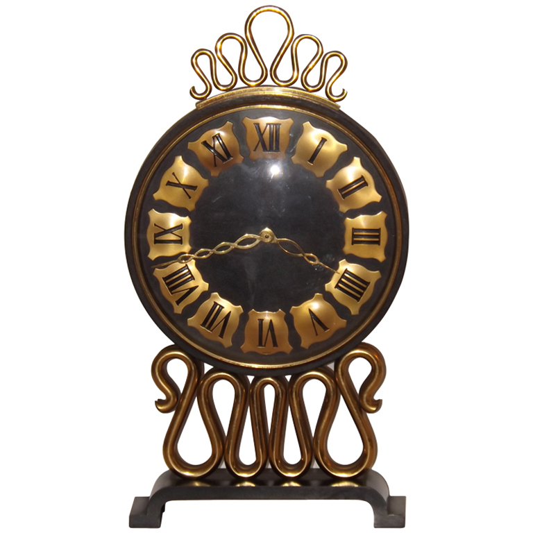 Gubelin  Clock $4,500