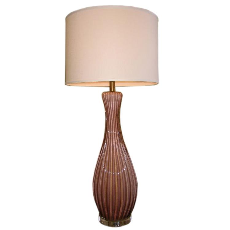 Seguso  Large Table Lamp $1,400