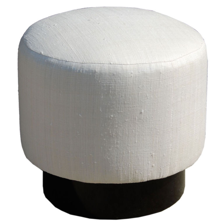 Adorable French Pouf in Tussah Silk $2,200