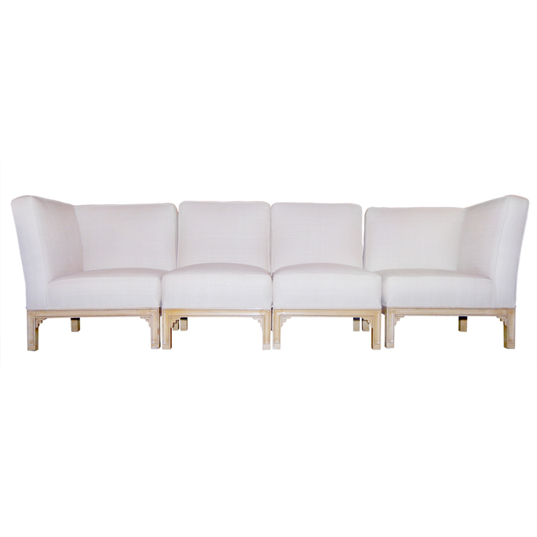 "Paul Frankl  ""Skyscraper"" Sectional Sofa $19,500"