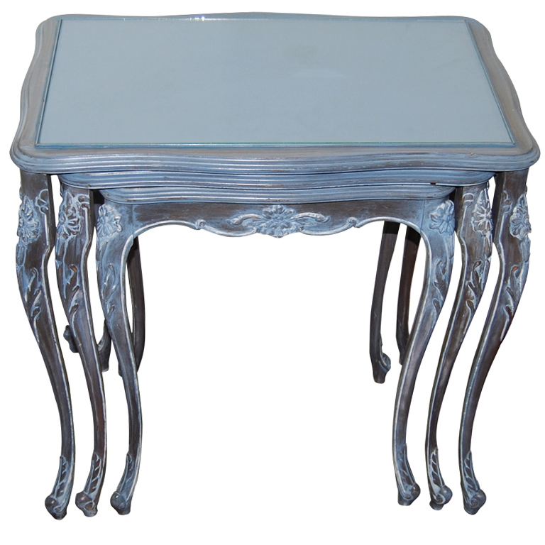 Maison Jansen  Nesting Tables $8,500
