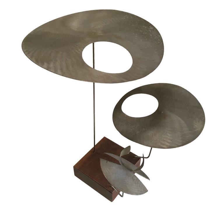 Harry Bertoia  kinetic sculpture $35,000