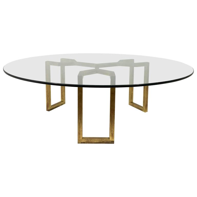 "Jean Royere  ""Crabe"" Cocktail Table $55,000"