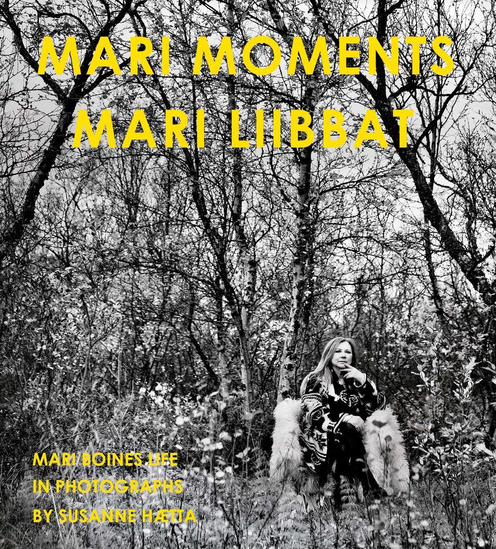 The book Mari Moments – Mari Liibbat