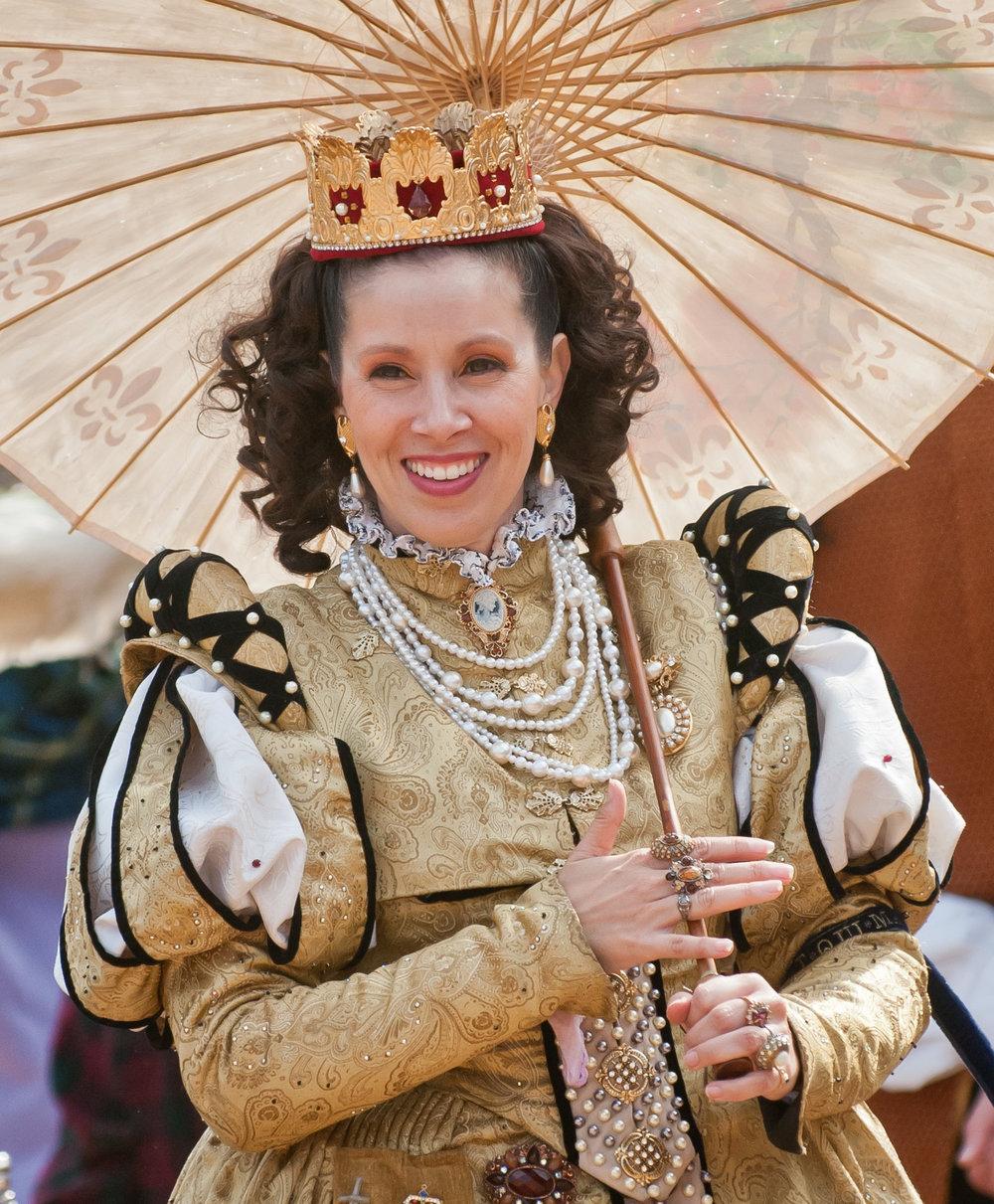 Her Majesty Queen Isabella
