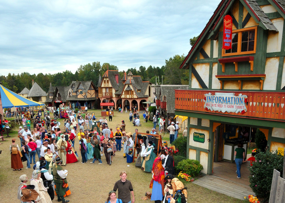 The Village of Fairhaven