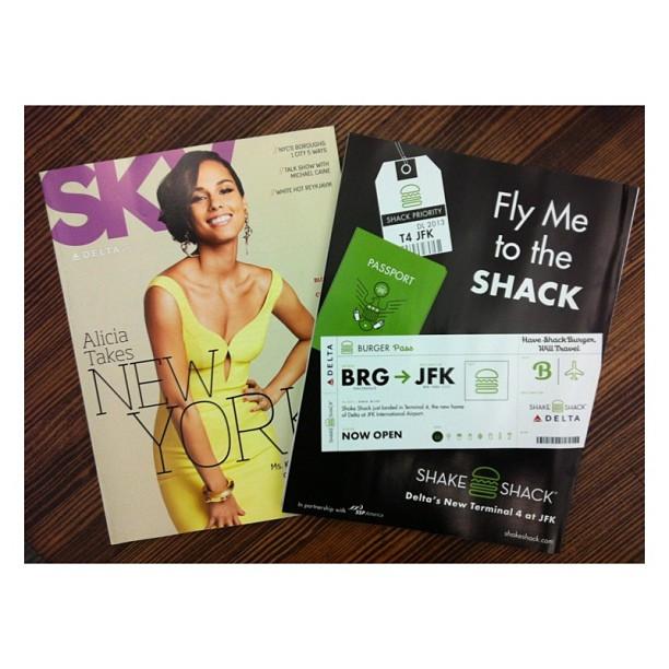 Delta Sky Magazine Cover & Ad.jpg