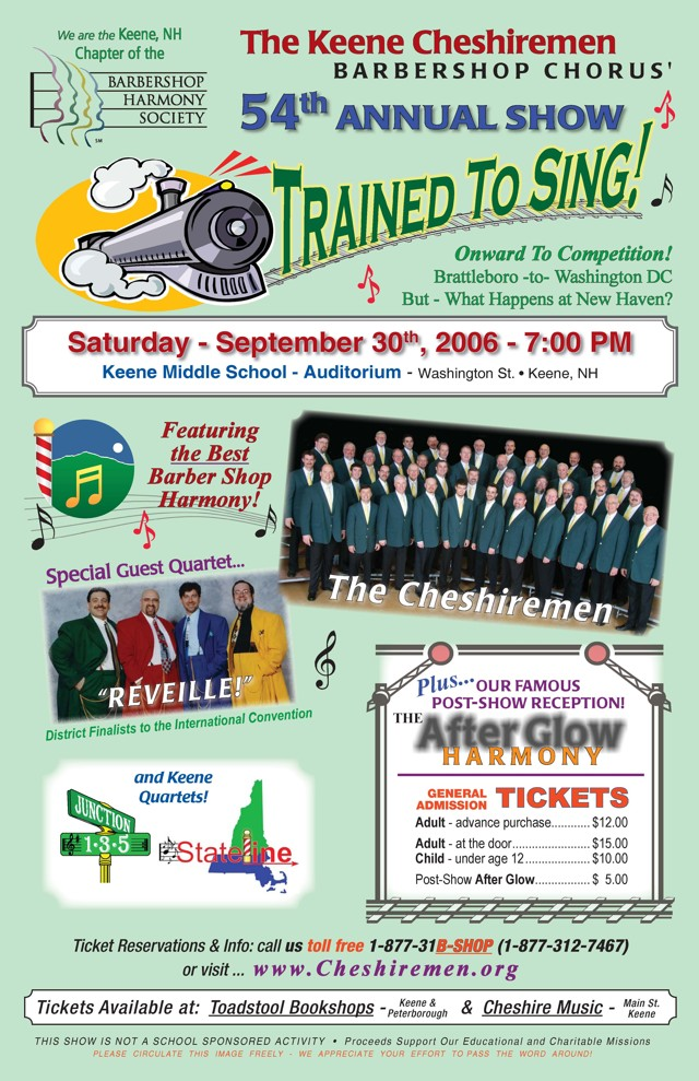 2006 Show Poster / ss