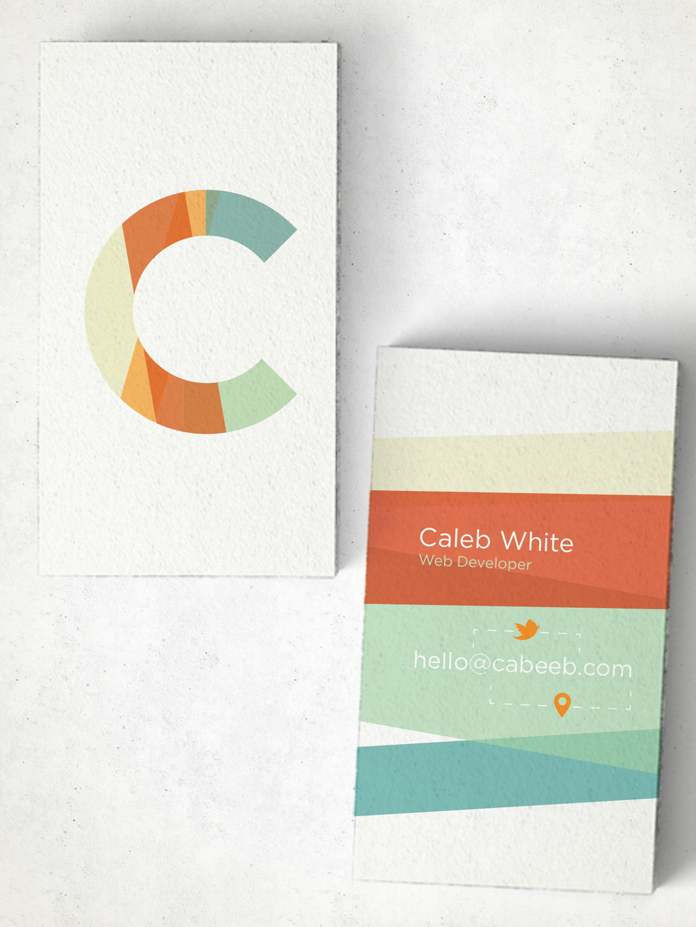 Cabeeb : Freelance web developer and designer, Caleb White.