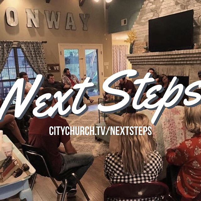 New to the family? Looking to get involved? You can register now to join us at Pastor Joey & Syndal's home on July 30th for our Next Steps dinner!