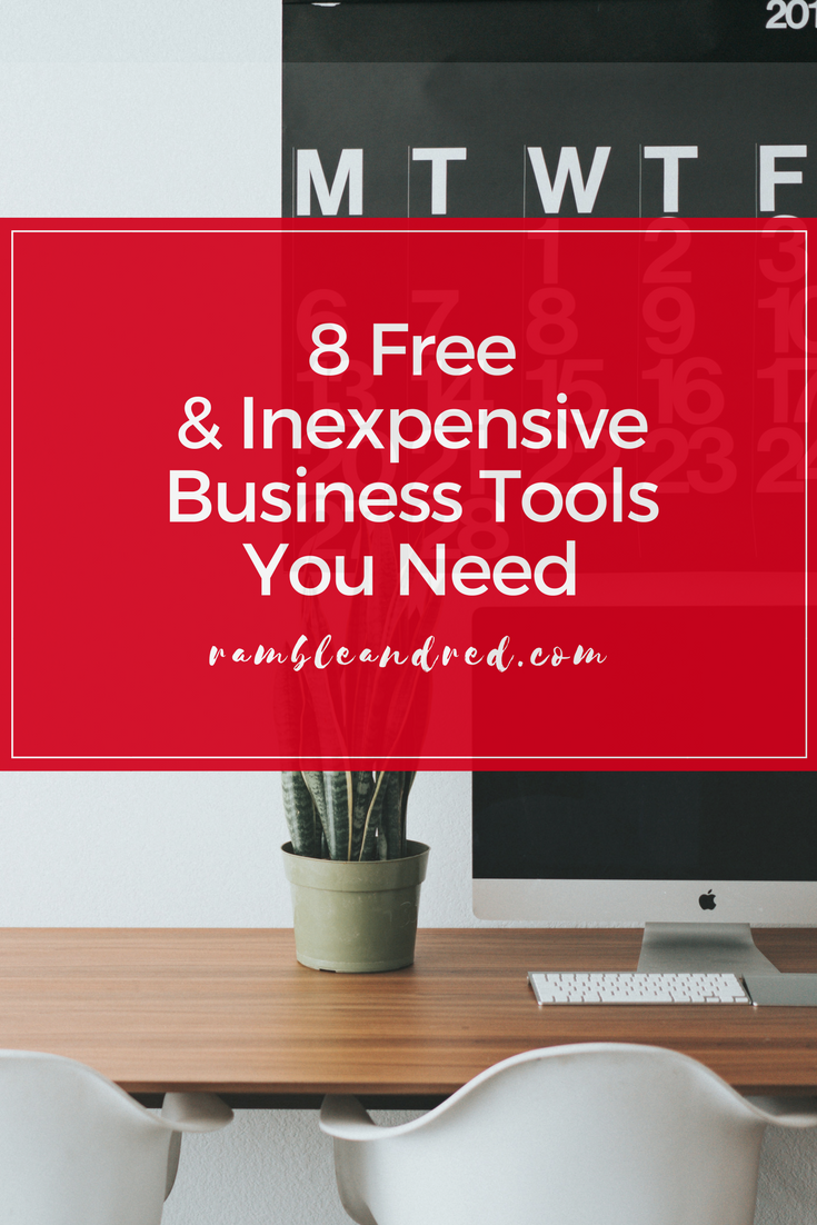 8 free productivity tools for business