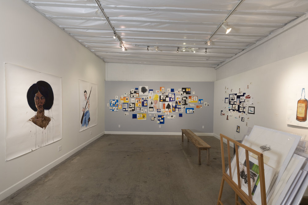 INSTALL FOURTHWALL GALLERY
