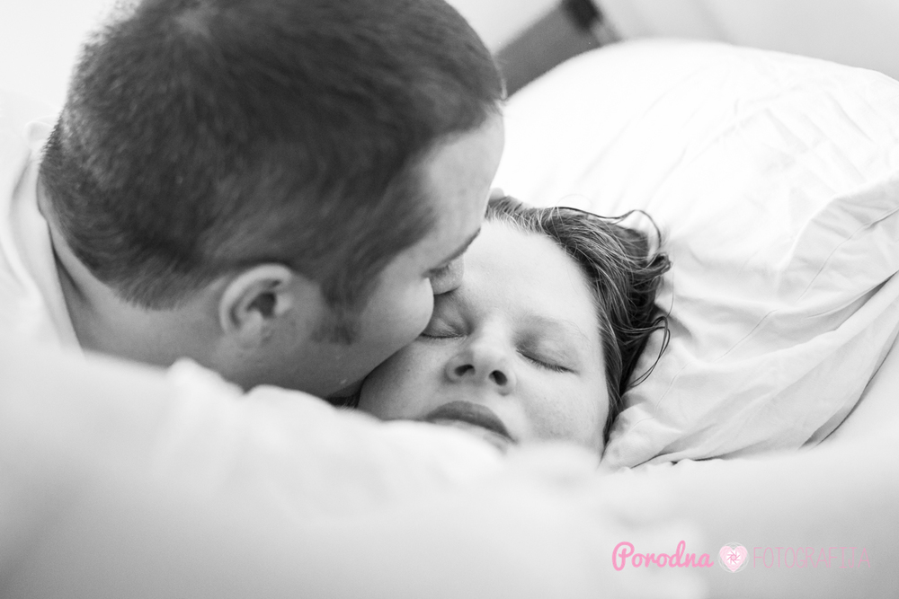 Slovenia Birth Photography