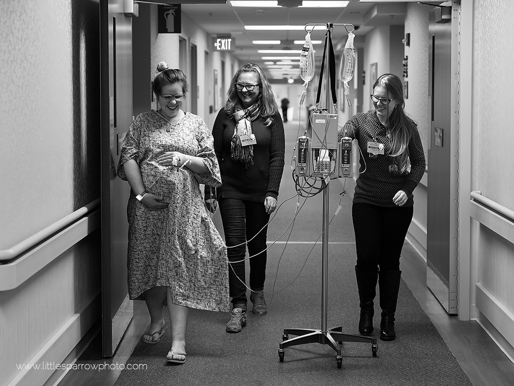 Cesarean-birth-photography-wisconsin-walking-support