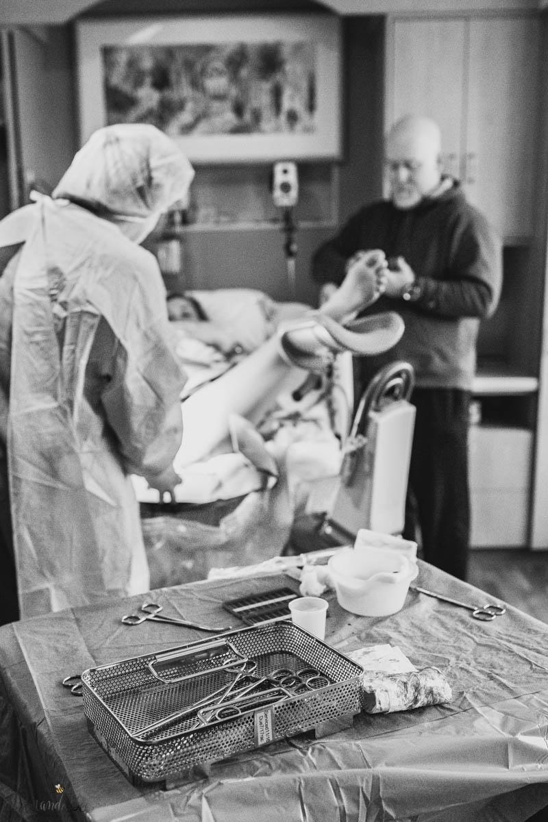 Hospital birth