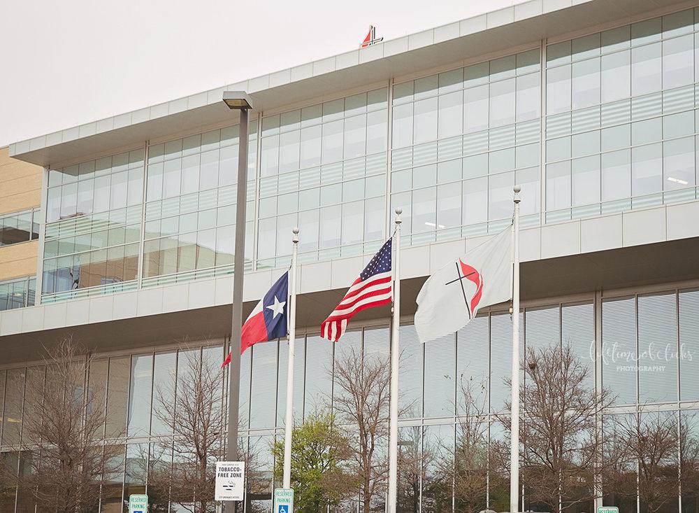 Hospital birth in Texas