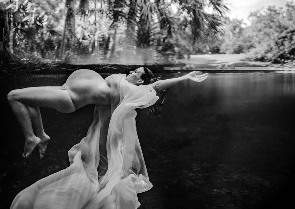 "Melissa Benzel of  Benzel Photography  – Serving Orlando, Florida – ""Staying Afloat"""