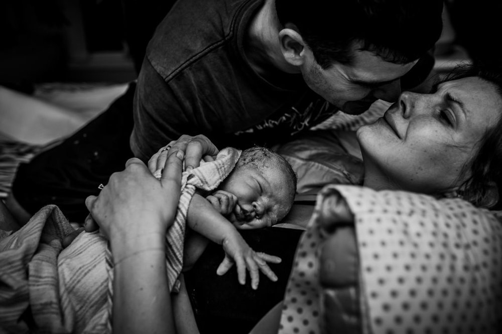 """""""Admiration and Relief"""" by  Kandyce Joeline   This photo is not only a wonderful black and white conversion, but it tells a story, the composition is wonderful and its PACKED full of emotion!"""