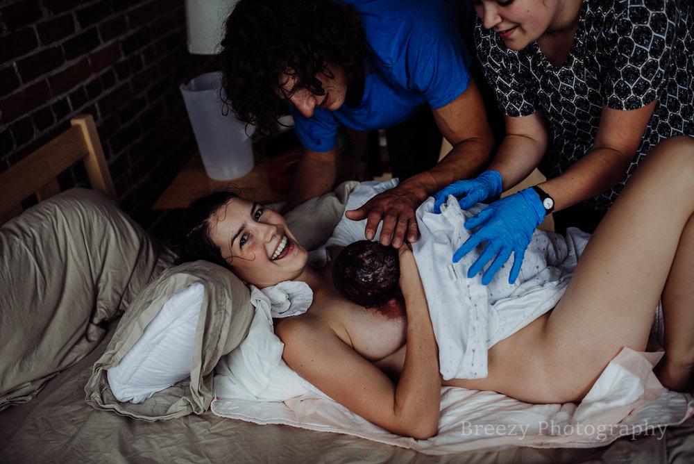 birth, newborn, birth center