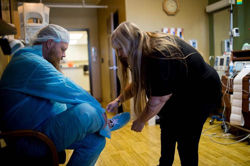 Birth Center Transfer Hospital Cesarean