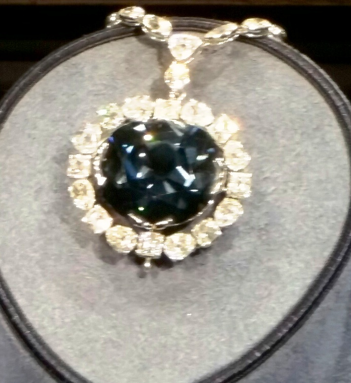 "Hope Diamond  James Bond taught us that ""Diamonds are Forever,"" but now you know that Hope is forever, too!  So now I'm looking for signs of Hope everywhere, and I would love to have your help. Share the Hope! Send me your pictures and I'll share the Hope with others. Be as creative about what ""Hope"" means as you like.  If you don't have my direct email address, click on the ""Contact"" tab above and email me that way. I'll email you back so you can send your photos to me."