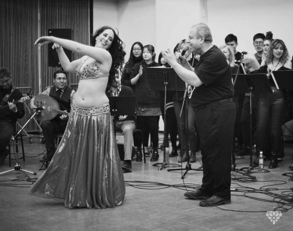 Hire A Bellydancer - Great for weddings, birthday parties, and corporate events!