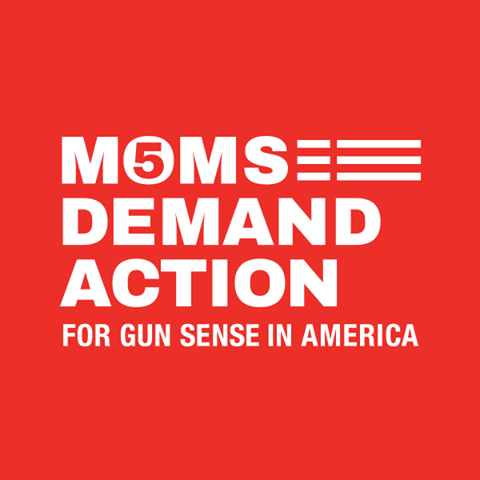 "MOMS DEMAND ACTION FOR GUN SENSE IN AMERICA, CHARLOTTESVILLE CHAPTER  ""Moms Demand Action envisions a country where all children and families are safe from gun violence."""