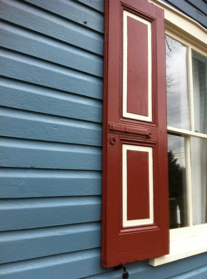 Exterior Painting Shutters & Siding West Chester, PA