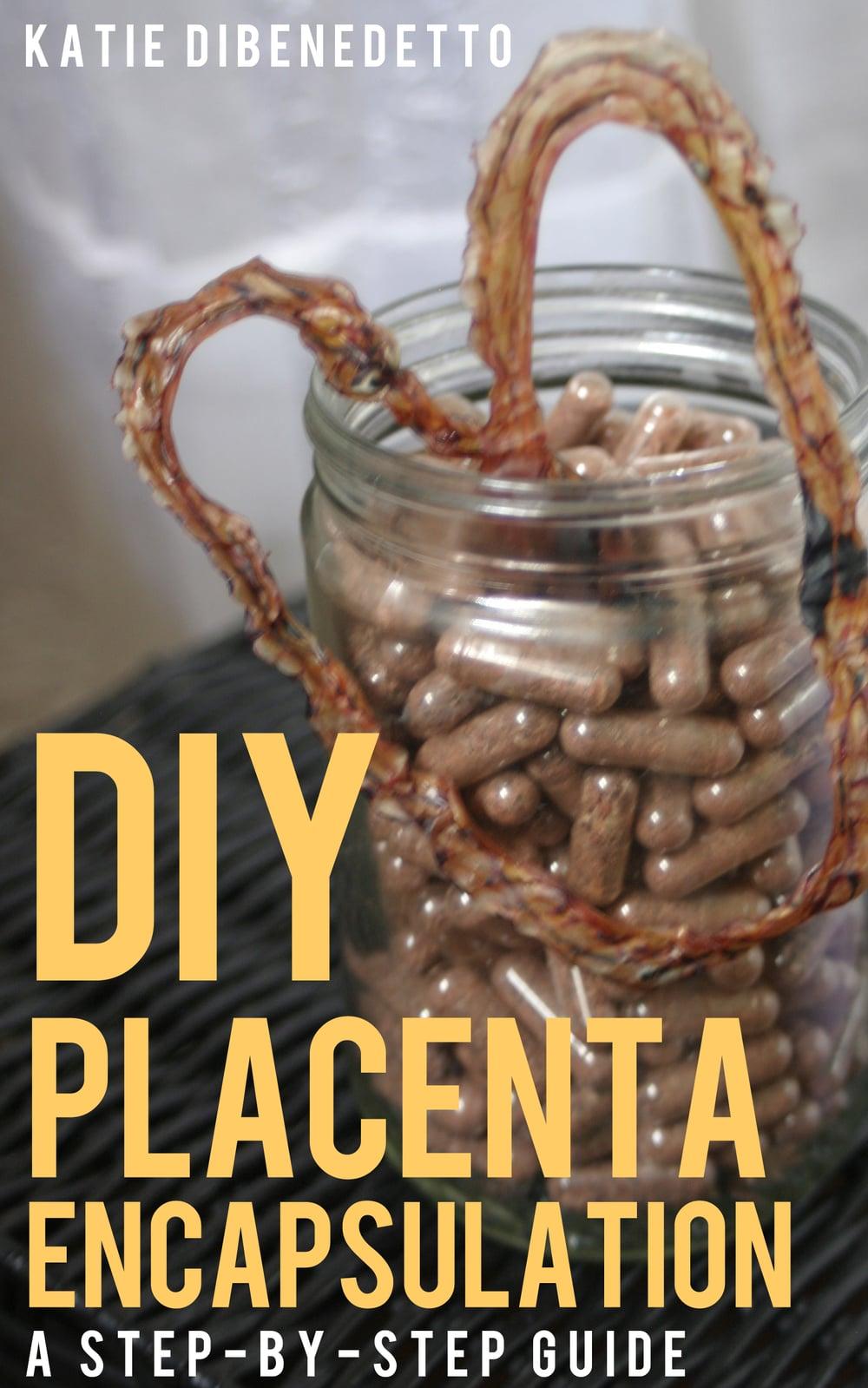DIY Placenta Encapsulation | Cock & Crow #diy #placenta #encapsulation