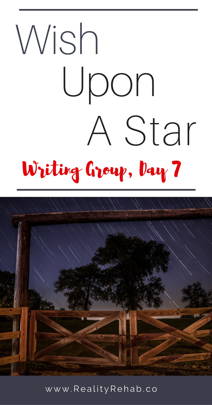 Wish Upon a Star | Cock & Crow Blog #wishes #manifest #dreams #writing