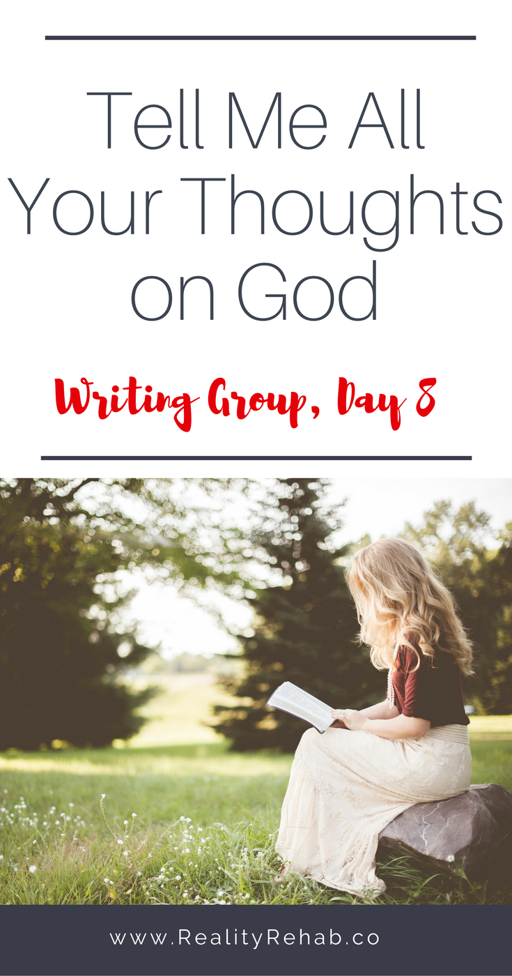 Tell me all Your Thoughts on God | Cock & Crow Blog #god #yoga #religion #writing
