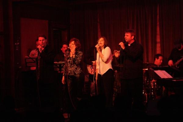 TONIC Vintage Vocals @ FitzGerald's