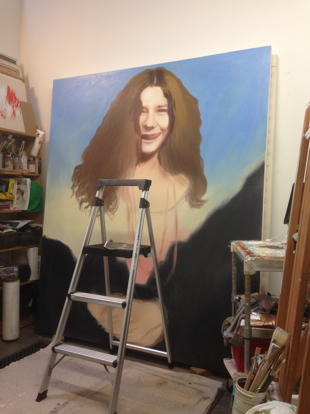 Janis, in progress