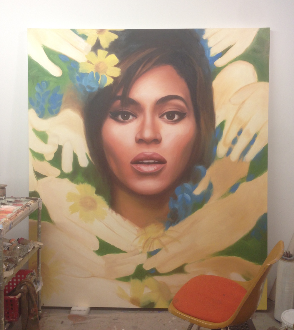 Beyoncé, in progress