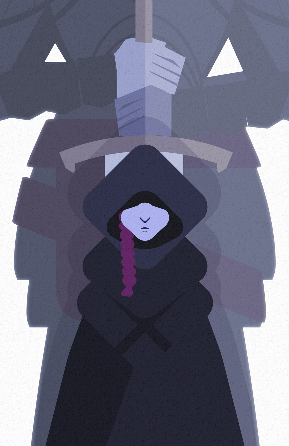 Lady Stark & Oathkeeper