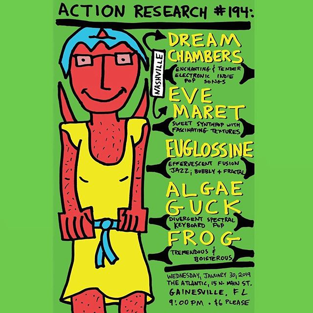 It's happening tonight! Action Research #194