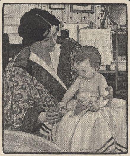 Ivory Soap Illustration 1901