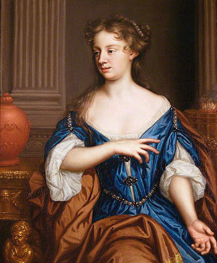 Mary Beale, Self-Portrait