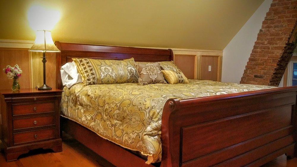 Attic Suite Bedroom
