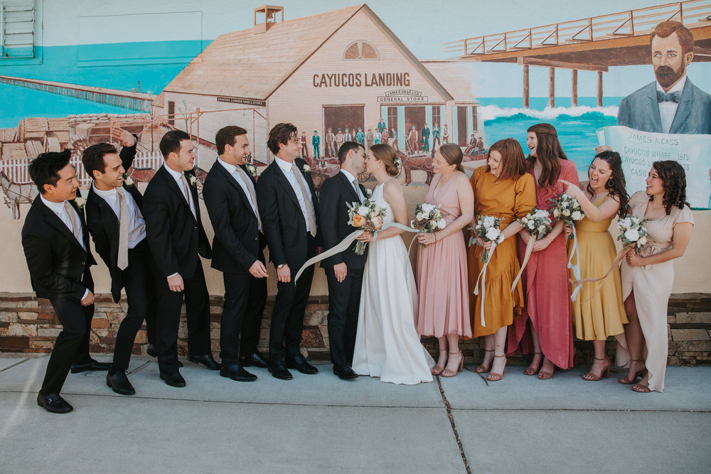 May Iosotaluno Cayucos Beach Town Wedding 19.jpg